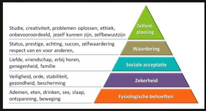 piramide-van-Maslow