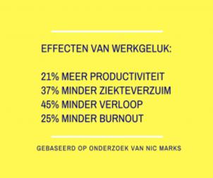 effecten werkgeluk